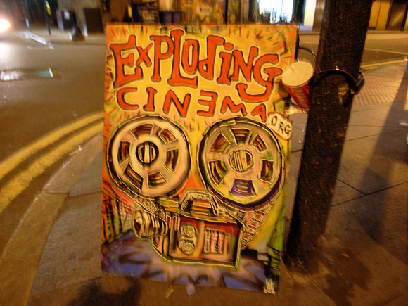 Exploding Cinema's 20th Birthday at the Brixton Dogstar