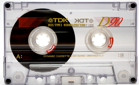 So farewell then, trusty old cassettes