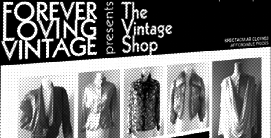 Forever Loving Vintage at Living Bar Brixton 11th December