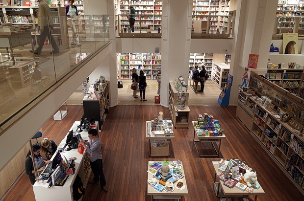 A look around the new Foyles bookstore on Charing Cross Road, London