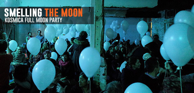 KOSMICA: Full Moon Party, Oxo Tower Wharf, South Bank, London, 16th January 2014
