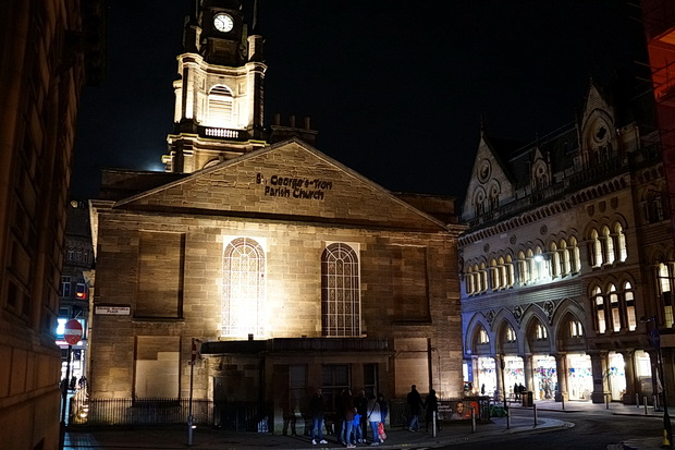 In photos: a quick look around Glasgow in November