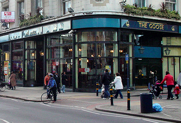 Rest Is Noise pub, Brixton closes forever