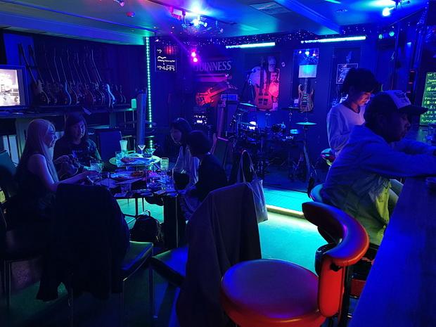 In photos: the fabulous Gravity Rock bar in Shinjuku, Tokyo