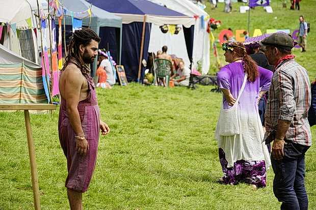 Green Gathering 2017 in photos - festival folks, August 2017