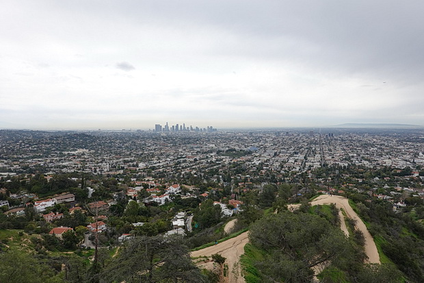 In photos: The Griffith Observatory and Griffith Park, Los Angeles, California