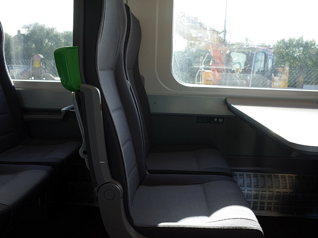 A trip on the new GWR Intercity Express trains - my verdict, October 2017