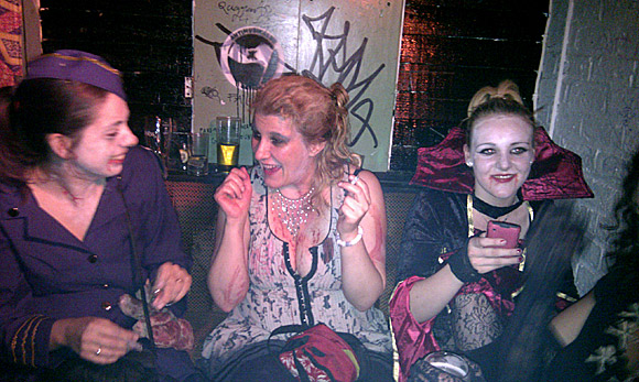 Halloween at PROD at the Windmill, Brixton