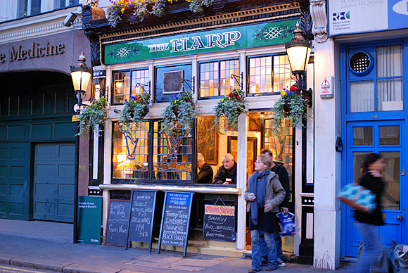 London Pub bags 'Best in Britain' prize from CAMRA