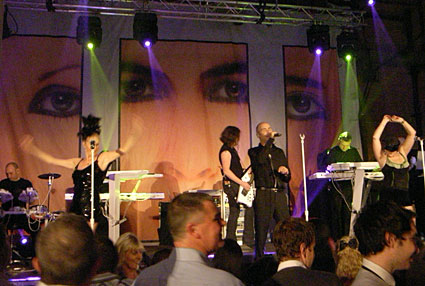 Human League live in Brick Lane