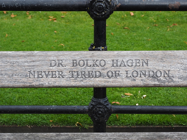 In photos: a late summer walk through Hyde Park and Kensington Gardens