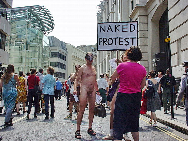 Twenty Years Ago: J18 anti-capitalism protests in central London, June 1999