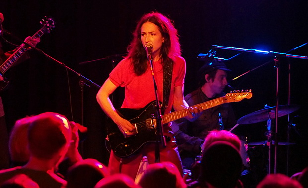 Joan As Police Woman live at the Lexington, Pentonville Road, London, 13th March 2014
