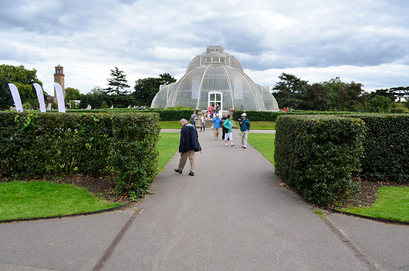 Photos of the Royal Botanic Gardens, Kew Gardens, west London, England, August 2011
