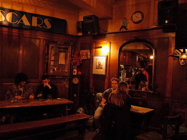 A great little Kings Cross pub - King Charles I in Caledonian Road is fun, friendly and stuffed with good ales