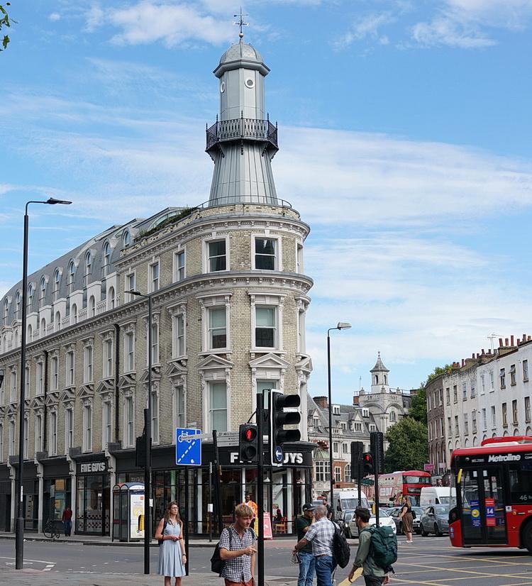 50 photos - a trip to King's Cross Coal Drop Yards in London