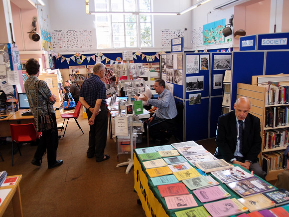 Lambeth Archives Open Day at the Minet Library