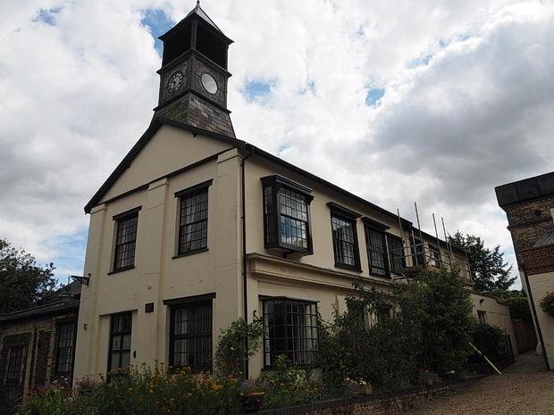 Photos of Leiston, East Suffolk, England, August 2014