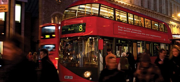 London's new double-decker bus announced