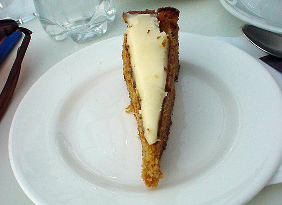 London's meanest slice of cake?
