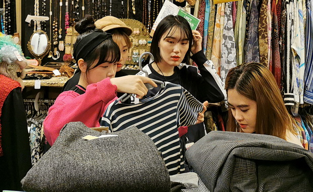 In photos: Look Shopping Street, Shin Koenji, Tokyo, Japan