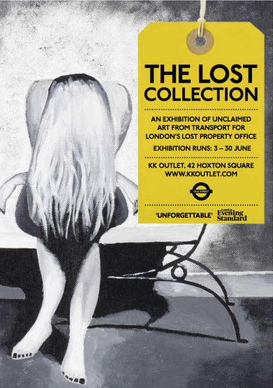 The Lost Collection: unclaimed art from the Lost Property Dept