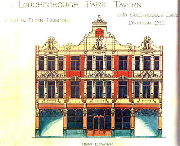The mystery of the Loughborough Park Tavern, Coldharbour Lane solved