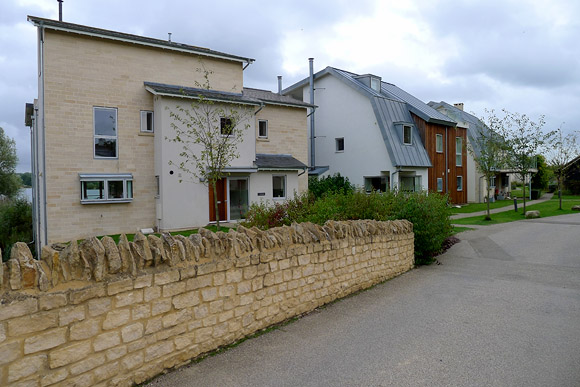 The weirdness of the Lower Mill Estate: a second-home gated Cotswold 'community'