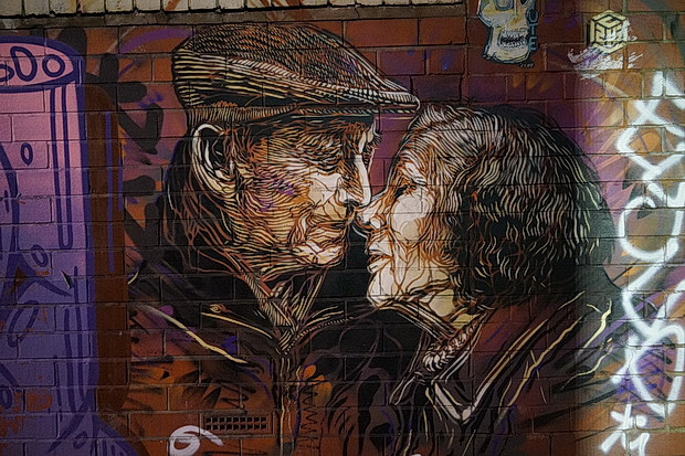The street art of Manchester - in photos, December 2018