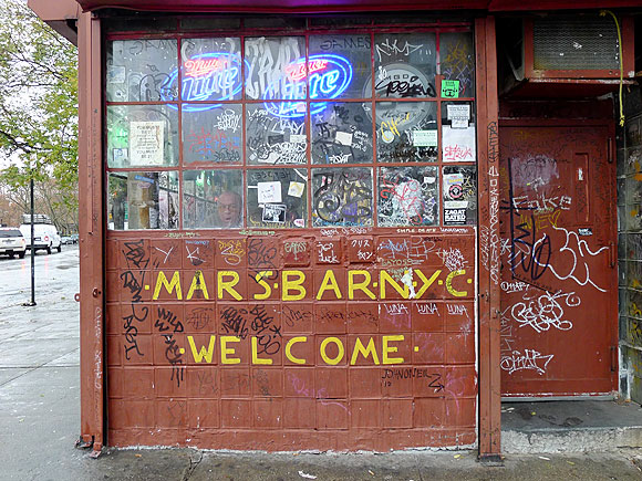 Mars Bar, East Village - New York's diviest dive bar set to close