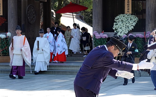 In photos: The faces and sights of the Meiji Shrine, Tokyo, Japan