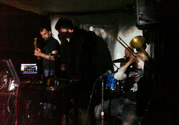 No Frills Band at the Ritzy, experimental film music at the Albert, Brixton
