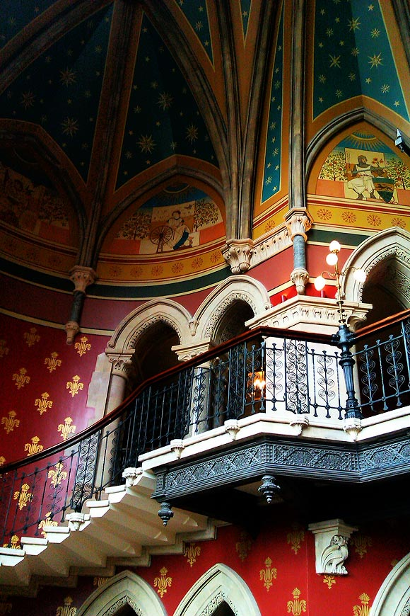 A look inside the restored Midland Grand hotel, St Pancras, London