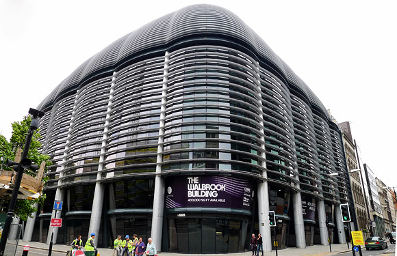 The Walbrook development, Cannon Street, London, EC4