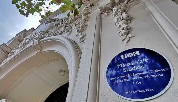 In photos: Another look around BBC's Maida Vale studios with The Monochrome Set, Sept 2019