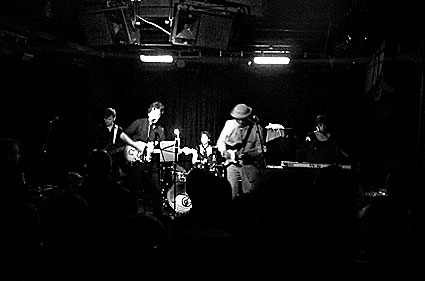Monochrome Set at Dingwalls, London, 8th October 2008