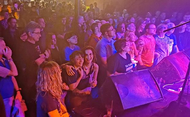 The Monochrome Set at the Lexington in Islington, Sat 28th Sept 2019
