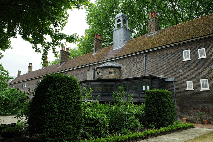 Explore home and home life from 1600 at the Museum of the Home, east London