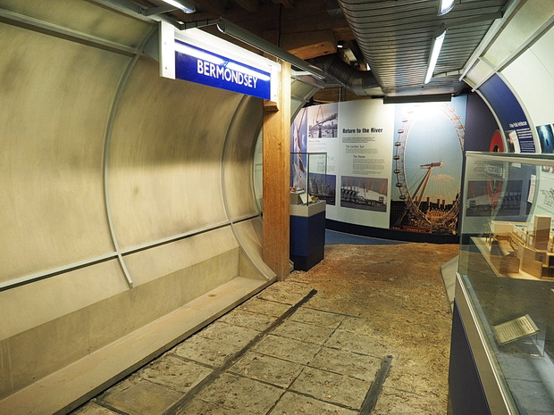 Museum of London Docklands, West India Quay, London E14