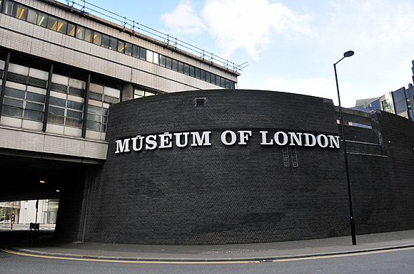 Museum of London: London Street Photography