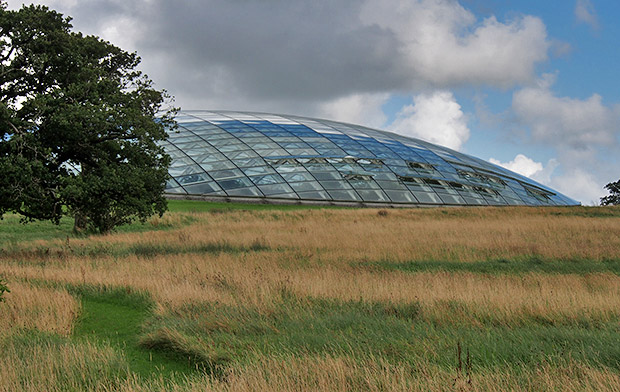 A Walk Around The National Botanic Garden Of Wales Towy