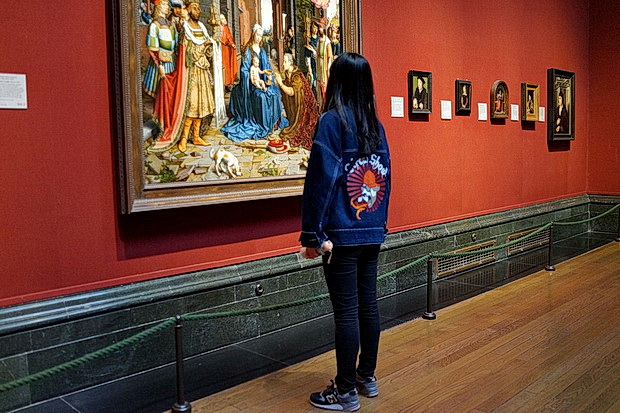 In photos: A short walk around London's fabulous National Gallery, September 2017