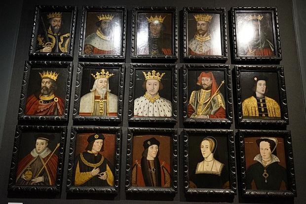 National Portrait Gallery, London - a quick photo tour, June 2017