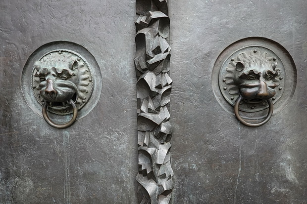 Nuremberg architecture, castle, squares and street scenes