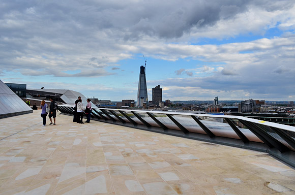 Hidden London viewpoints: One New Change, St Pauls