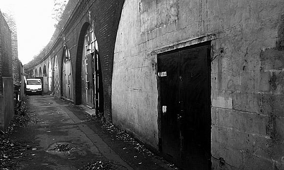 Unseen Brixton: Orphan's Yard, SW9
