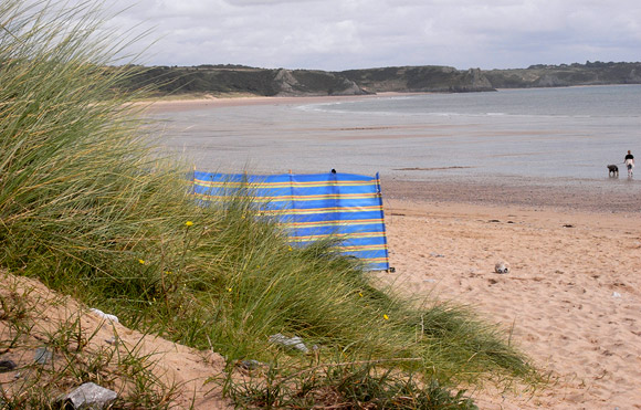A trip to Oxwich Bay, Gower, south Wales
