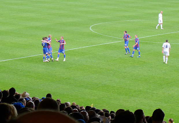 Crystal Palace 1 Cardiff City 2, Championship, Selhurst Park, 28th April 2012