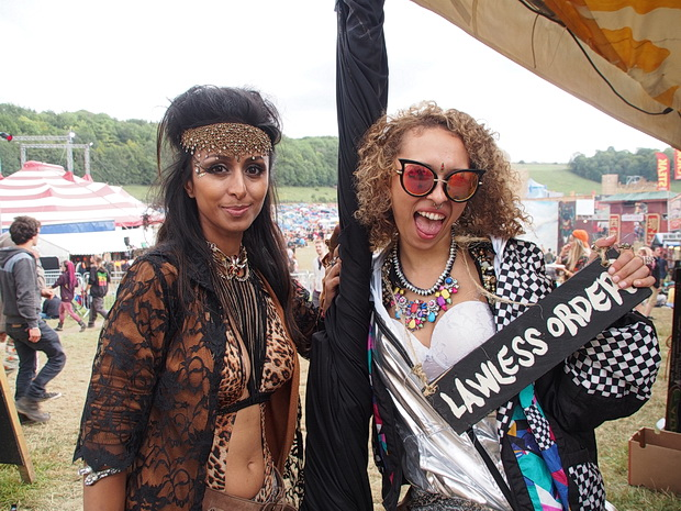 The people of Boomtown festival 2015 - photos, August 2015