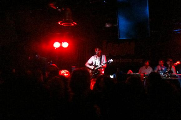 Pete Doherty at Brixton JAMM